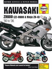 Kawasaki ZX600 (Zz-R600 & Ninja ZX6) 90-06