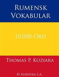 Rumensk Vokabular