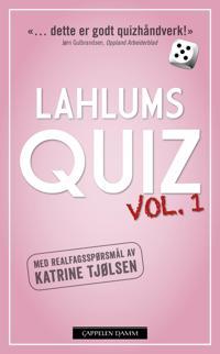 Lahlums quiz; vol. 1