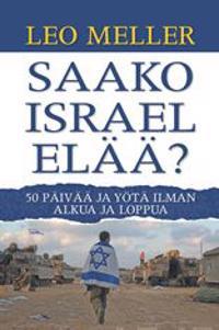 Saako Israel elää?