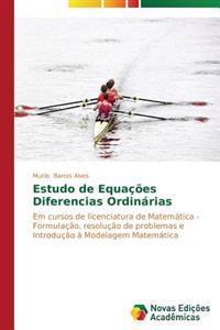 Estudo de Equacoes Diferencias Ordinarias