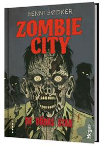 Zombie City. De dödas stad (bok + CD)