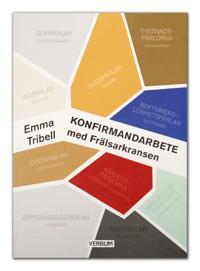 Konfirmandarbete med Frälsarkransen   - Emma Tribell - böcker (9789152634332)     Bokhandel