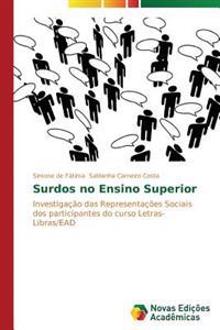 Surdos No Ensino Superior