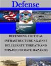 Defending Critical Infrastructures Against Deliberate Threats and Non-Deliberate Hazards