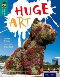 Oxford Reading Tree TreeTops inFact: Level 16: Huge Art