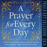 A Prayer for Every Day 2016 Calendar