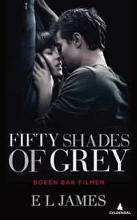 Fifty shades of grey; fanget - E.L. James | Inprintwriters.org