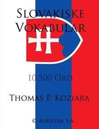 Slovakiske Vokabular