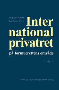 International privatret på formuerettens område