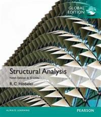 Structural Analysis plus MasteringEngineering with Pearson eText, SI Edition