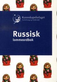 Russisk lommeordbok