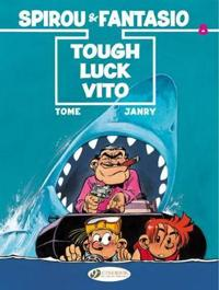 Spirou & Fantasio - Tough Luck Vito