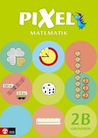 Pixel 2B Grundbok med digital färdighetsträning, andra upplagan