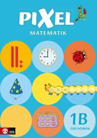 Pixel 1B Grundbok med digital färdighetsträning, andra upplagan