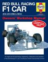 Haynes Red Bull Racing F1 Car 2010-2014 (RB6 to RB10) Owners' Workshop Manual