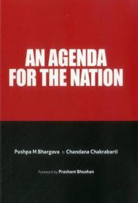 An Agenda for the Nation