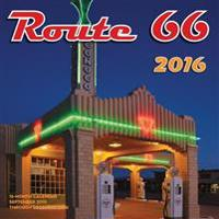 Route 66 2016 Calendar