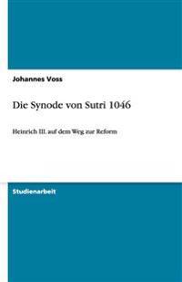 Die Synode Von Sutri 1046