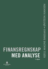 Finansregnskap med analyse