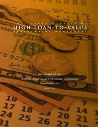Loss Given Default of High Loan-To-Value Residential Mortgages