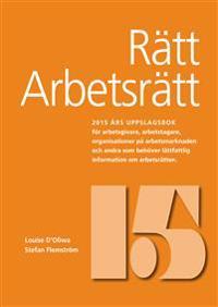 Rätt Arbetsrätt 2015