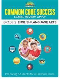Barron's Common Core Success Grade 2 ELA Workbook