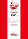 Gavekort 350 kr.