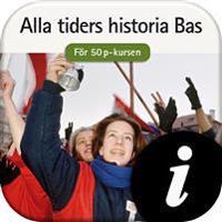Alla tiders historia Bas 50 p Interaktiv elevbok 12 mån