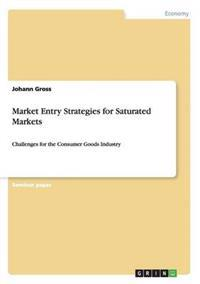 Market Entry Strategies for Saturated Markets