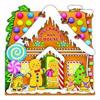 Gingerbread Man House