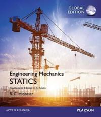 MasteringEngineering with Pearson eText - Instant Access - For Engineering Mechanics: Statics