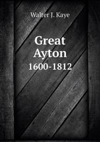 Great Ayton 1600-1812