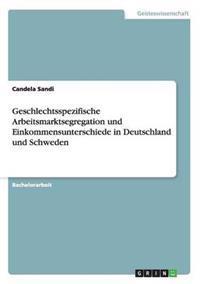 Geschlechtsspezifische Arbeitsmarktsegregation Und Einkommensunterschiede in Deutschland Und Schweden