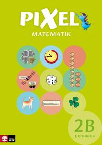 Pixel 2B Extrabok, andra upplagan