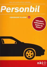 Personbil; førerkort klasse B