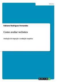 Como Avaliar Websites