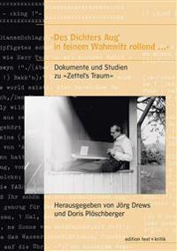 'Des Dichters Aug' in feinem Wohnsitz rollend...'