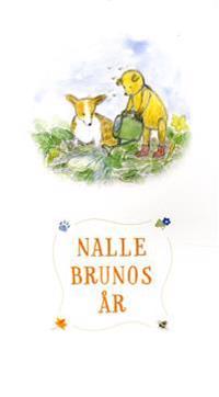 Nalle Brunos år : väggalmanacka