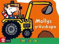 Mollys grävskopa