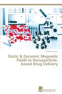 Static & Dynamic Magnetic Fields in Nanoparticle-Based Drug Delivery