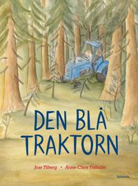 Den blå traktorn