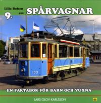 Lilla boken om spårvagnar