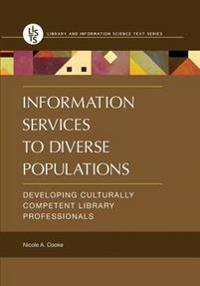 Information Services to Diverse Populations