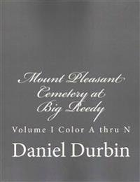 Mount Pleasant Cemetery at Big Reedy: Volume I Color A Thru N