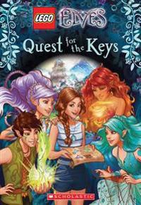 Quest for the Keys (Lego Elves: Chapter Book)