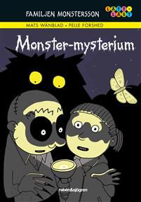 Familjen Monstersson. Monster-mysterium
