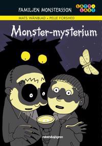 Familjen Monstersson. Monster-mysterium