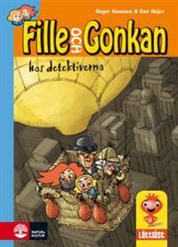 Fille och Gonkan hos detektiverna