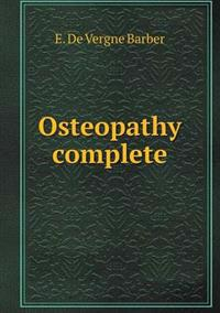 Osteopathy Complete